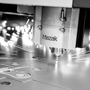 Mazak Fiber Laser