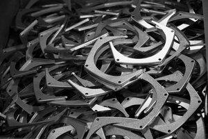Progressive metal stamping Processes
