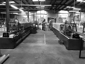 Metal Roll Forming Lines